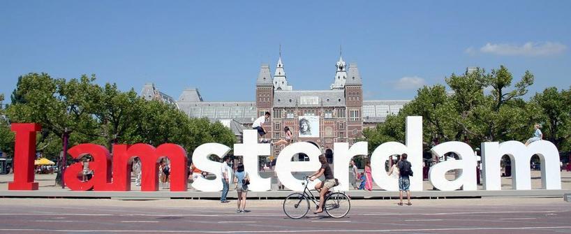 Amsterdam brand